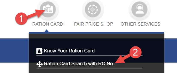 select-know-your-ration-card